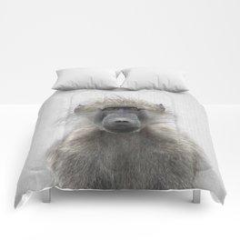 Baboon - Colorful Comforters