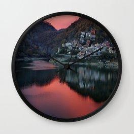 Rieti, Italy Wall Clock