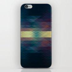 Triangles III iPhone & iPod Skin