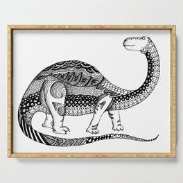 Dinosaur Serving Tray