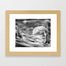 Capsule of Dreams Framed Art Print