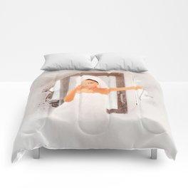 Weekend Morning I Comforters