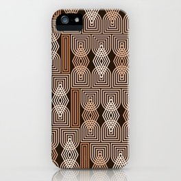Op Art 184 iPhone Case