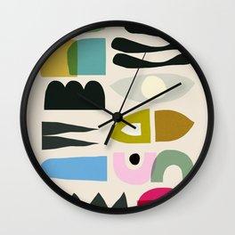 Nord 2 Wall Clock