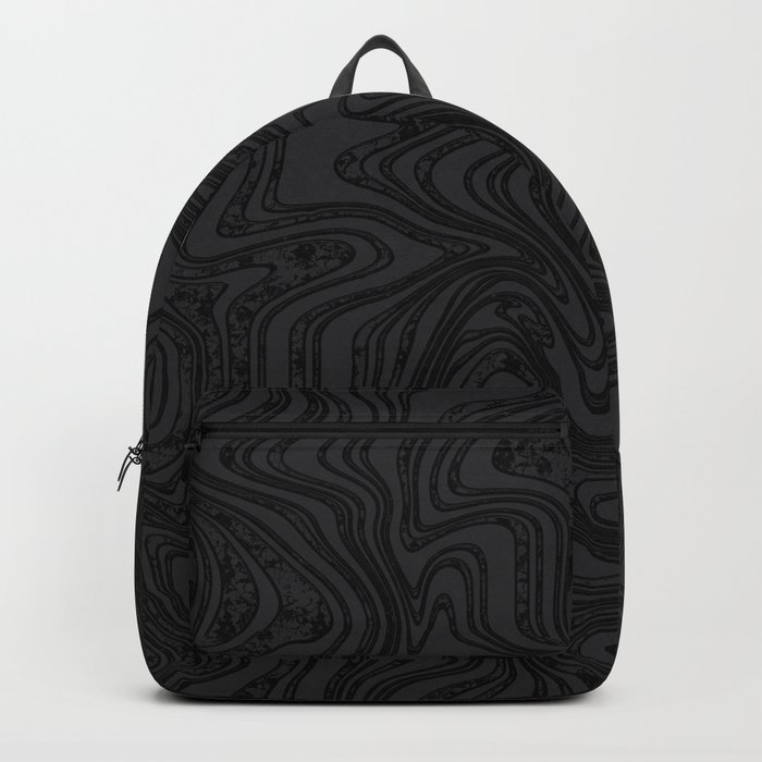 Strange times (dark) Backpack