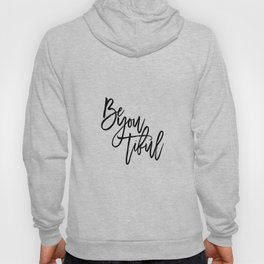 Inspirational Print Fashion Print Gift Women Beautyful Quote Motivational Poster Typography Poster Hoody