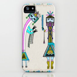 Ceremonial Native American iPhone Case