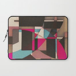 Mooring  in the Port Laptop Sleeve