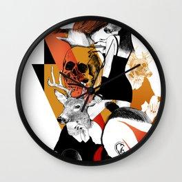 lust Wall Clock