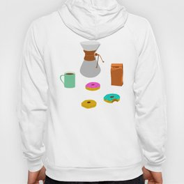 Donuts and Coffee Hoody