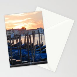 Venice at Dawn 3 Stationery Cards