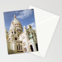 Sacre Coeur, Paris  Stationery Cards