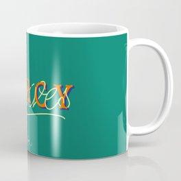 Mercy Receives Coffee Mug
