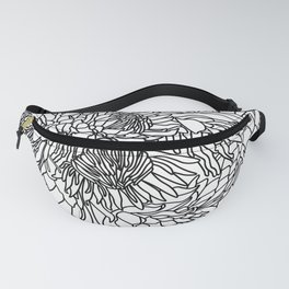 King and Queen Protea Fanny Pack