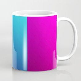 Rainbow Stripes Coffee Mug
