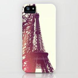 Paris II iPhone Case