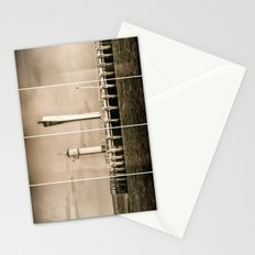 4 Quarters of the Pier Stationery Cards