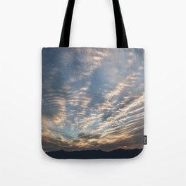 """Sunrise Horizon 1"" by Murray Bolesta Tote Bag"