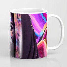 Arabic Colors Coffee Mug