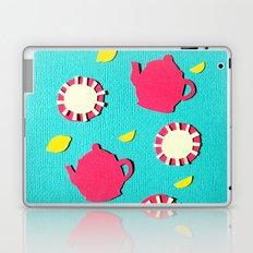 Turquois Tea Laptop & iPad Skin