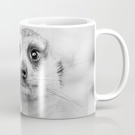 Meerkat portrait Coffee Mug