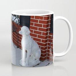 Two Guard Dogs Coffee Mug