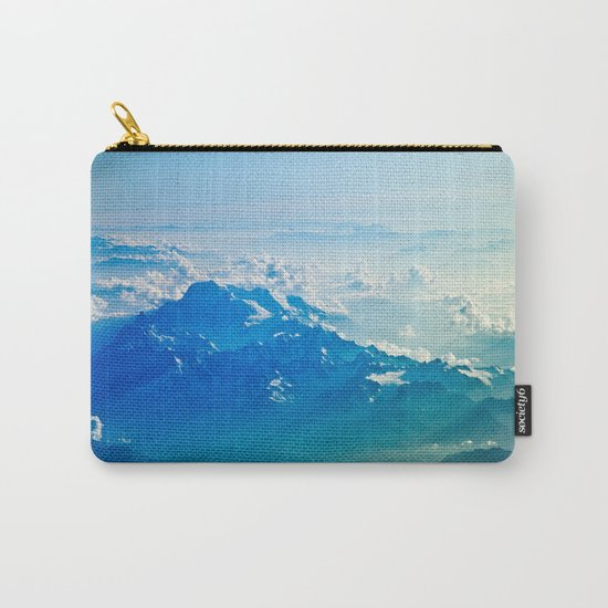 Clouds #society6 #buyart Carry-All Pouch