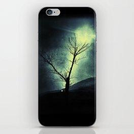 Dark Sun iPhone Skin