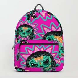 Cute Skull Vampire Backpack