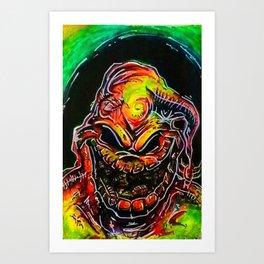 The Boogeyman Art Print