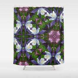Bartram's Blossom Shower Curtain