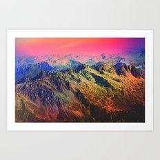 Halcyon Art Print