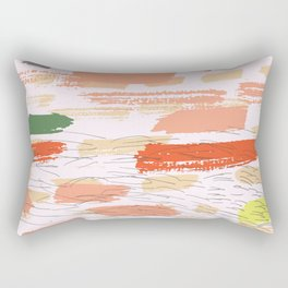 Tokyo minimal Rectangular Pillow