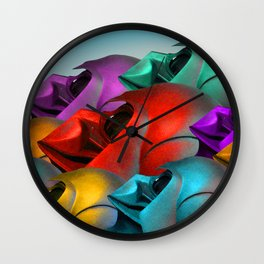 Holocronix Wall Clock