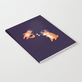 Space pets Notebook