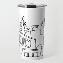 Old Town - Benalmadena Travel Mug