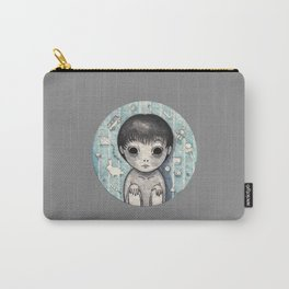 Little Ghost Boy Toshio Carry-All Pouch