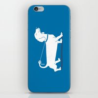 dachshund iPhone & iPod Skins featuring Dachshund by David Soames
