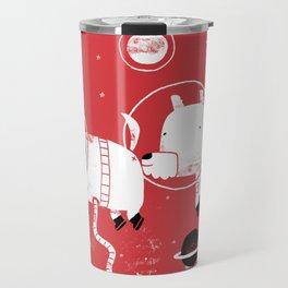 Astro dogs Travel Mug