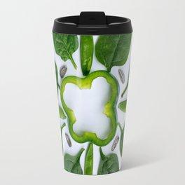 Green Salad 2 Travel Mug