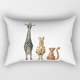 Be Wildly Different Rectangular Pillow