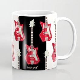 Airline Guitar Coffee Mug