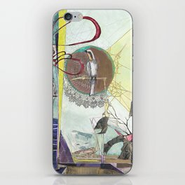 Exploration: Ornithology iPhone Skin
