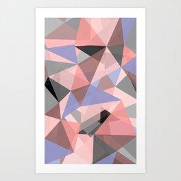 Geometric 1.8 Art Print