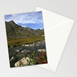 Hatcher Hike - Alaska Stationery Cards