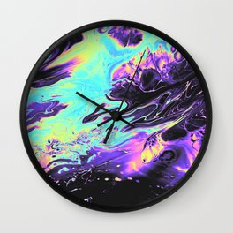 GHOST OF YOU Wall Clock