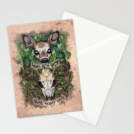 Love is a Song (2017) Stationery Cards