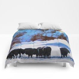 Buffalo Blast Comforters