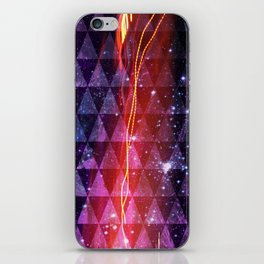 In SpaceS BETWEEN iPhone Skin