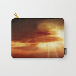 sunrise in the sea Carry-All Pouch